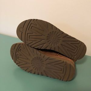 UGG Shoes - Ugh mini bailey button II boots